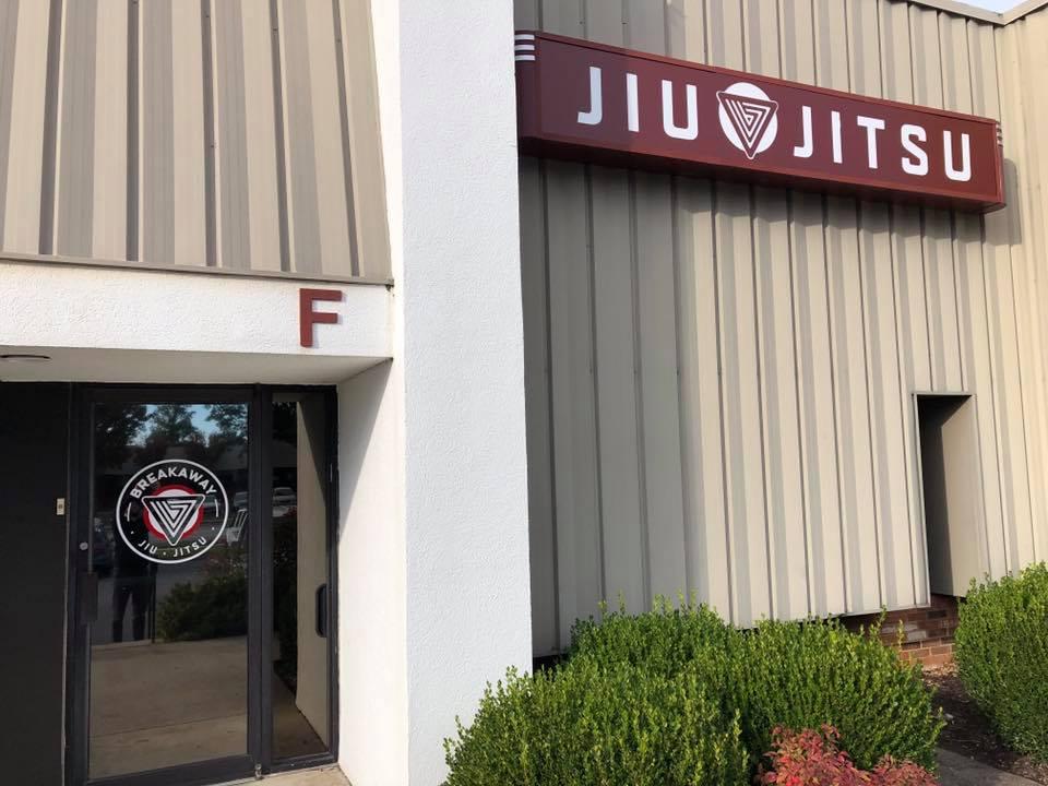 Breakaway Jiu Jitsu is open in Newport News.