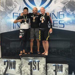 BJJ Instructor Rob Murianka Wins Gold