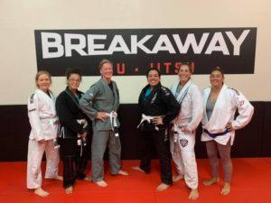 Jiu Jitsu for Women in Hampton Roads