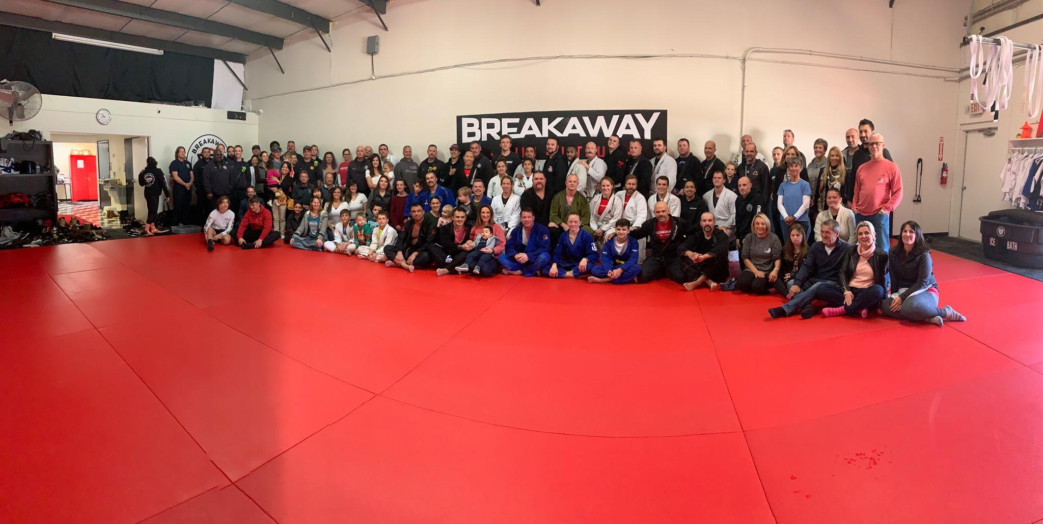 Hampton Roads Jiu Jitsu Company Sponsors Successful Charity Event