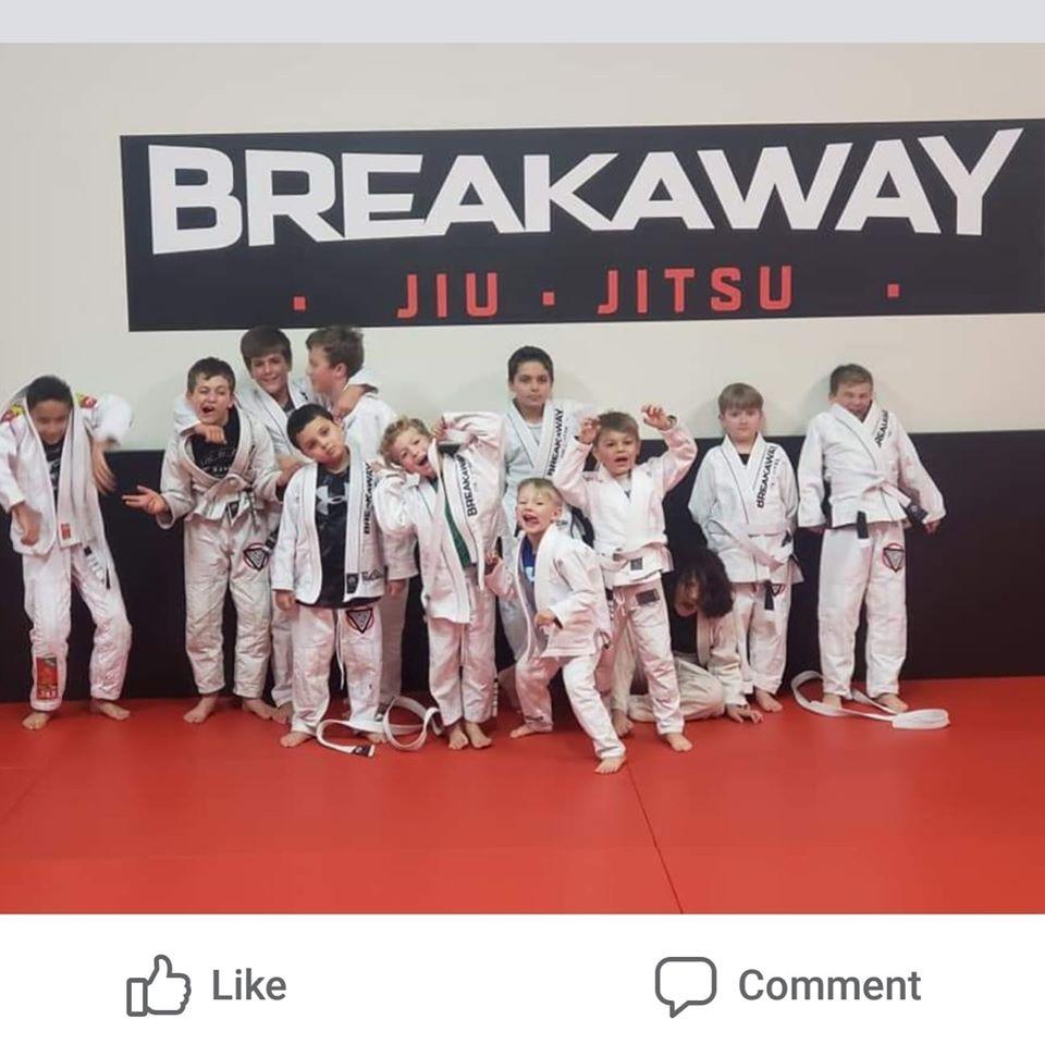 Jiu Jitsu Classes for Kids in Hampton Roads, VA