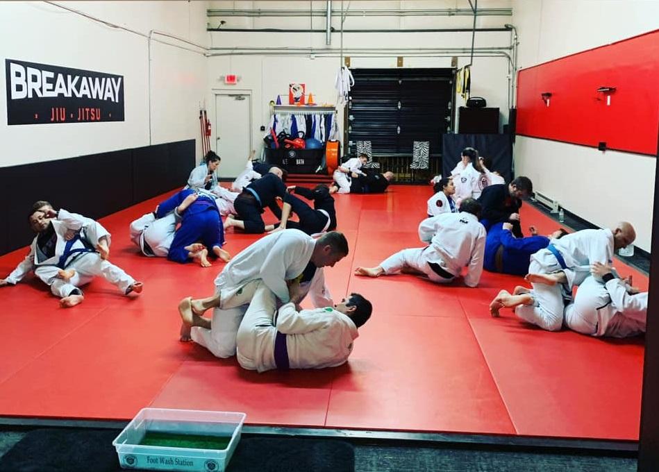 Jiu Jitsu Rebounds After COVID-19